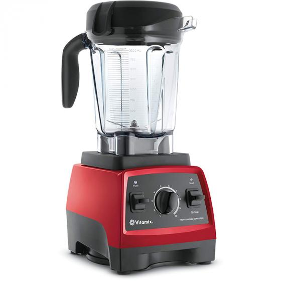 Vitamix 750 Professional Series, Candy Apple Red Finish