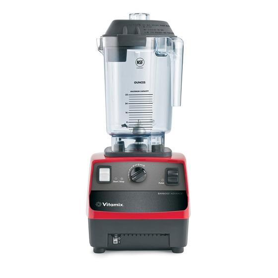 Vitamix 5085 Red BarBoss