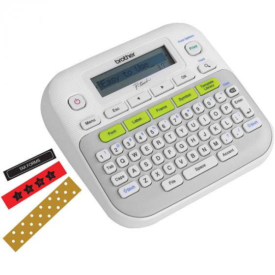 Brother PT-D210 P-Touch Label Maker