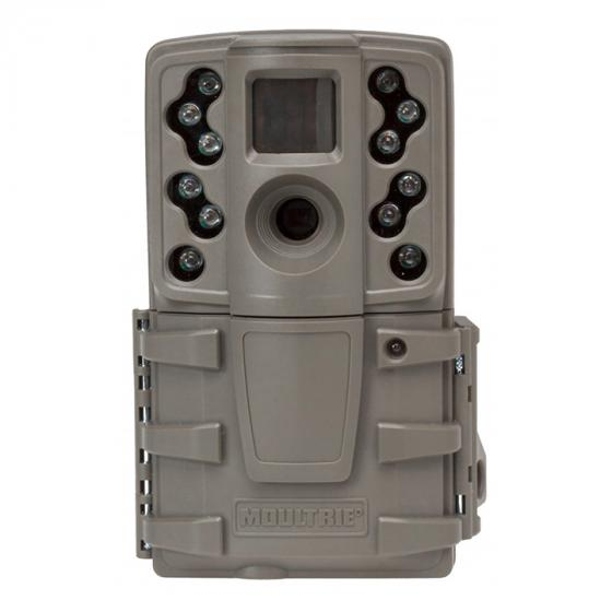Moultrie A20i (MCG-13130) No Glow Invisible Mini Infrared Trail Game Camera