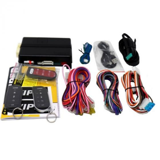 Viper 4806V 2-Way LED Remote Start System