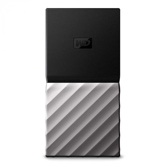 WD My Passport SSD Portable Storage — USB 3.1 Type-C