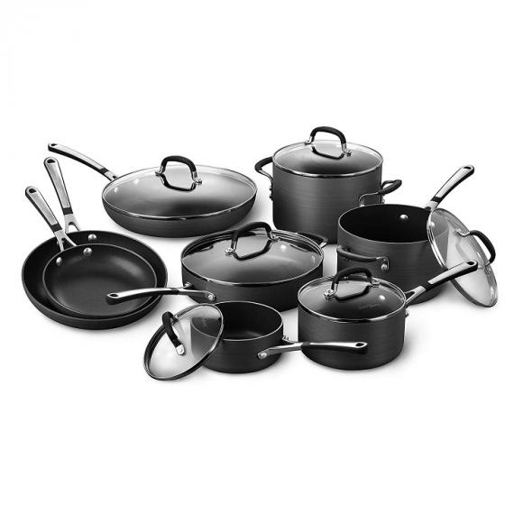 Calphalon Simply SA14H 14 Piece Nonstick