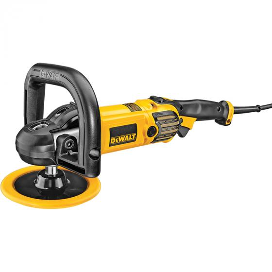 DEWALT DWP849X Variable Speed Polisher with Soft Start