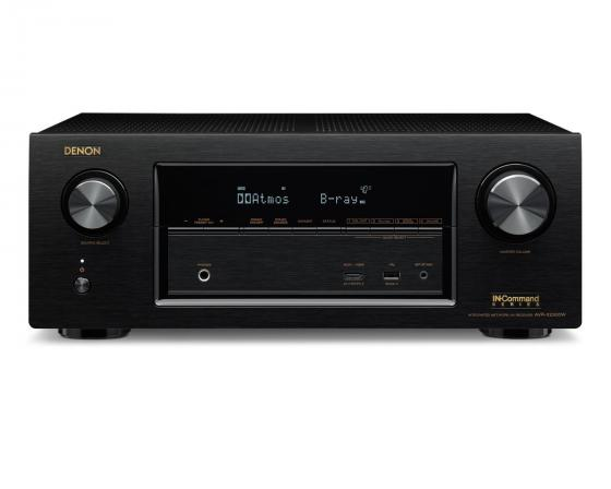 Denon AVR-X2300W 7.2 Channel Full 4K Ultra HD AV Receiver with Bluetooth