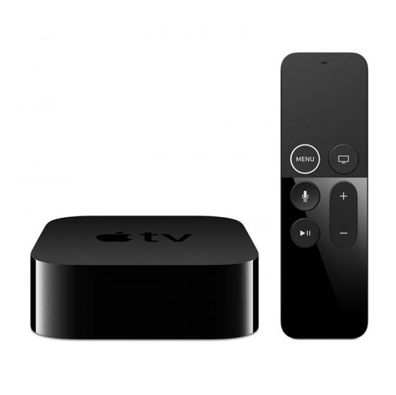 Apple TV 4K 32GB, Latest Model