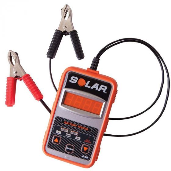 Clore Automotive SOLAR BA5 Electronic Battery Tester