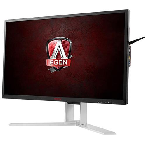 "AOC AGON AG271UG 27"" 4k/UHD G-SYNC IPS Gaming Monitor (4ms, DisplayPort, HDMI, USB)"