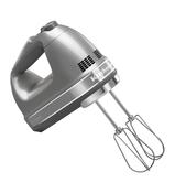 KitchenAid KHM929CU 9-Speed Stainless Steel Hand Mixer