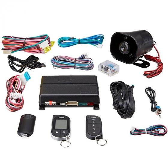 Viper 5706V Supercode SST Car Alarm Security System