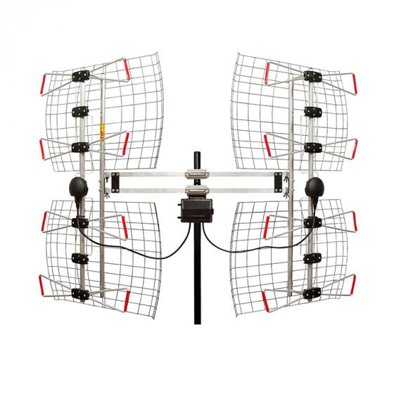 Antennas Direct DB8-E 8-Element Bowtie TV Antenna