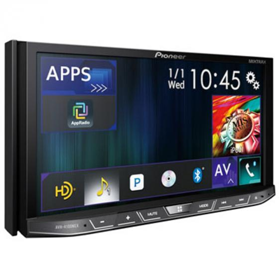 Pioneer AVH-4100NEX In-Dash Multimedia DVD Receiver
