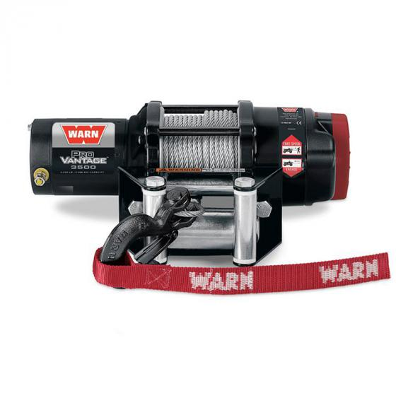 Warn ProVantage 3500 Winch - Black