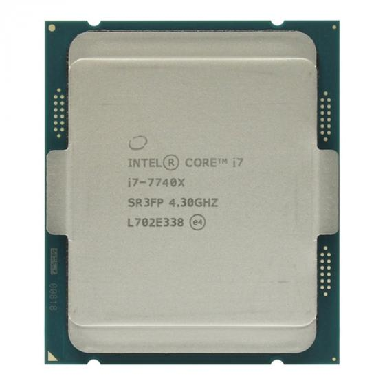 Intel Core i7-7740X CPU Processor
