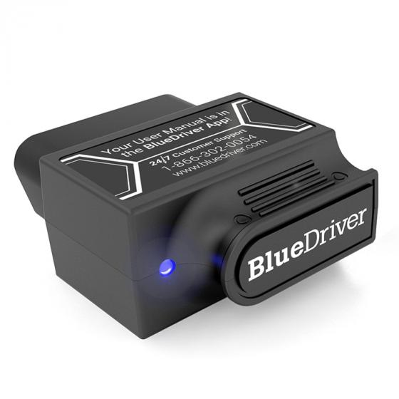 BlueDriver Bluetooth Professional OBDII Scan Tool vs