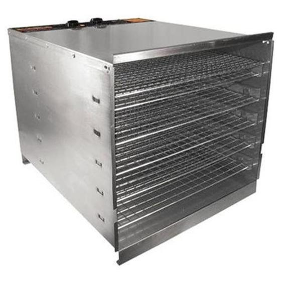 Weston 74-1001-W PRO-1000 10 Tray Food Dehydrator