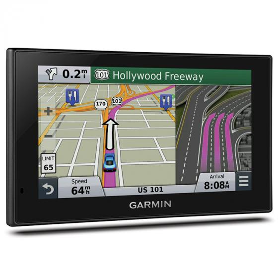 Garmin nüvi 2589LMT North America with Lifetime Map Updates
