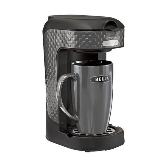 Bella Coffee Maker Replacement Parts