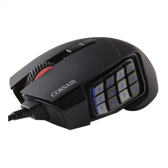 Corsair Scimitar Elite MOBA/MMO Gaming Mouse
