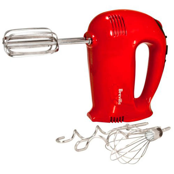 Breville BHM500RXL Handy Mix Digital Hand Mixer