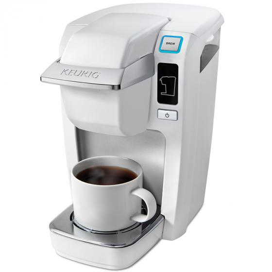 Keurig K10 Mini Plus Brewing System, White
