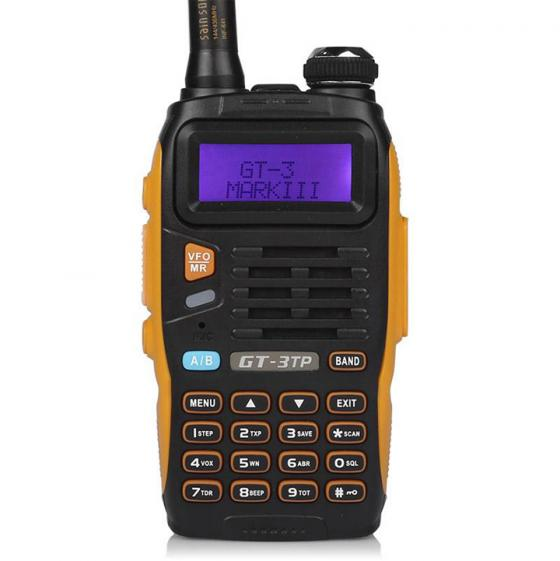 BaoFeng GT-3TP Pofung Mark-III Two-Way Radio Transceiver