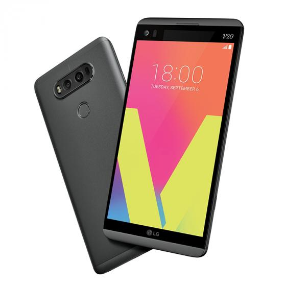 LG V20 US996 64GB GSM Phone Titan Grey