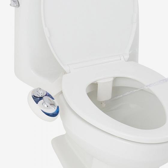 Luxe Bidet Neo 180 Non-Electric Mechanical Bidet Toilet Attachment