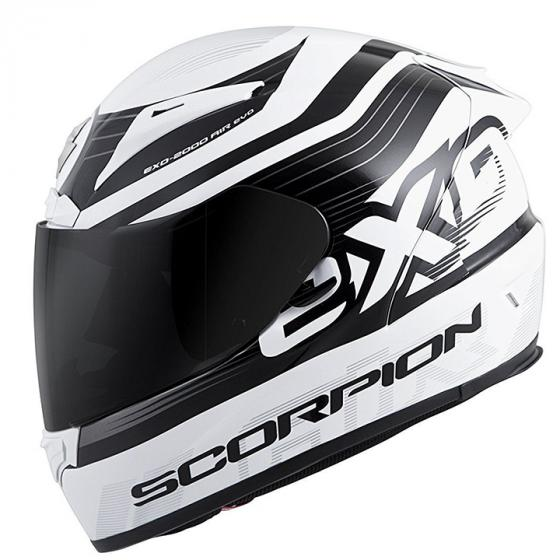 Scorpion EXO-R2000 Fortis Full Face Helmet