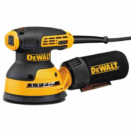 DEWALT DWE6423K Variable Speed Random Orbit Sander