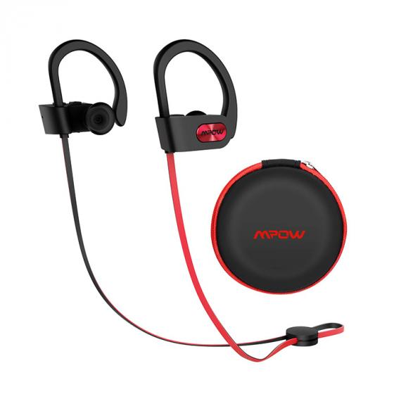 Mpow Flame Upgraded Bluetooth Headphones with Case