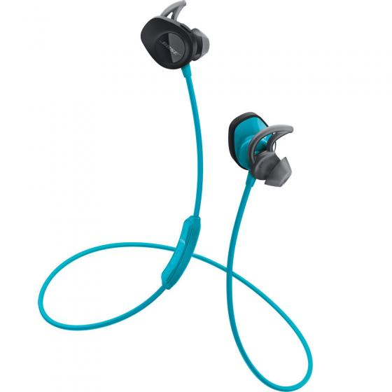 Bose SoundSport (761529-0020) Wireless Headphones, Aqua