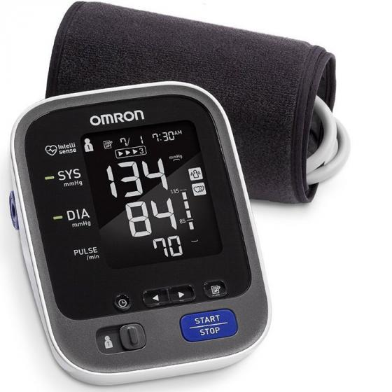 Omron BP786 10 Series Wireless Bluetooth Upper Arm Blood Pressure Monitor