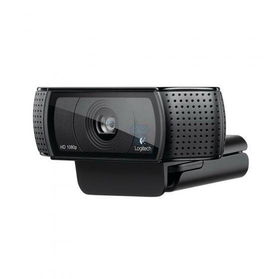 Logitech C920 HD Pro Webcam with Microphone