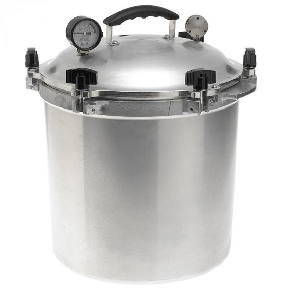 All American 925 25-Quart Pressure Cooker Canner
