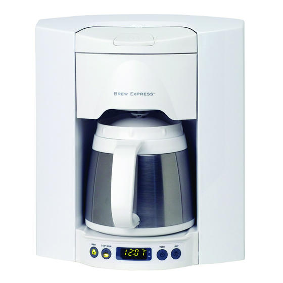 Brew Express BE-104R-223A