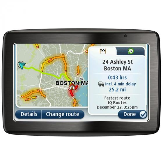 TomTom VIA 1535 TM Bluetooth GPS Navigator