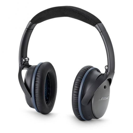 Bose QuietComfort 25 Acoustic Noise Cancelling Headphones for Samsung and Android devices, Black