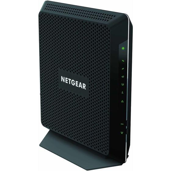 NETGEAR AC1900 Nighthawk Wi-Fi DOCSIS 3.0 Cable Modem Router