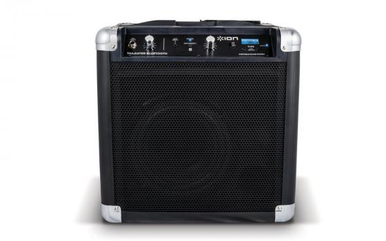 ION Audio Tailgater Bluetooth iPA57 Portable Speaker System