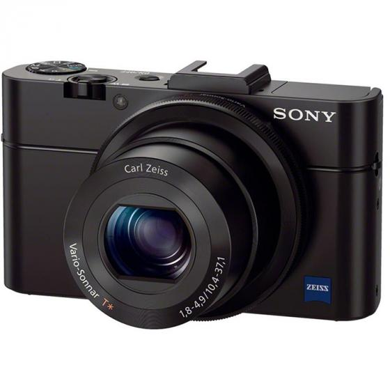 Sony Cyber-shot DSC-RX100 II Digital Still Camera (Black)
