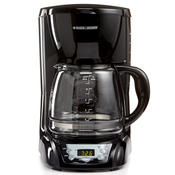 BLACK+DECKER DLX1050B Programmable Coffeemaker