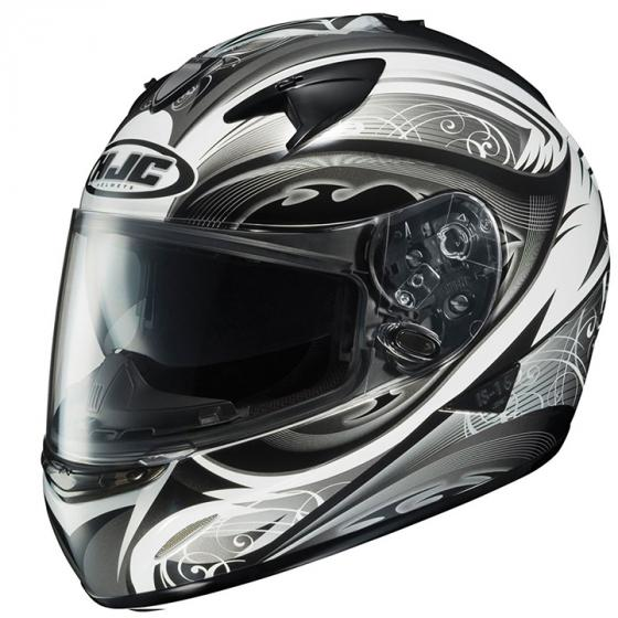 HJC IS-16 Lash Women's Sports Bike Motorcycle Helmet