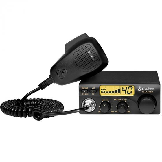 Cobra 19 DX IV 40 channels CB Radio