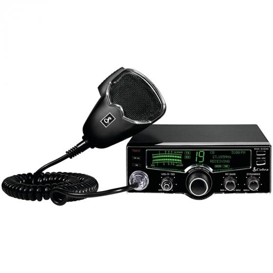 Cobra 25 LX CB Radio with Color Display