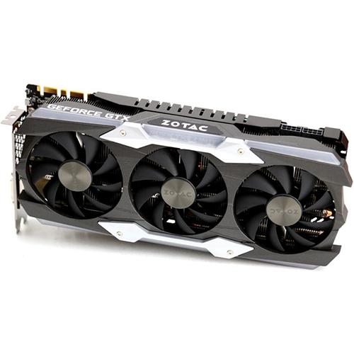 Zotac GeForce GTX 1080 Ti AMP Extreme Core Edition 11GB GDDR5 X 352-bit Gaming Graphics Card VR Ready (ZT-P10810F-10P)