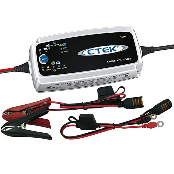 CTEK Multi US 7002 12-Volt Battery Charger