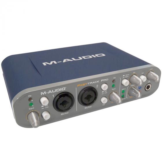 M-Audio Fast Track Pro USB Audio/MIDI Interface