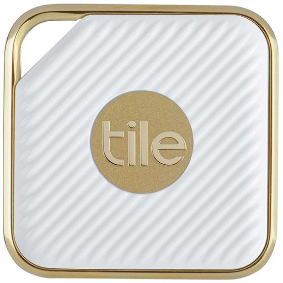 Tile Style Key Finder. Phone Finder. Anything Finder (Gold)