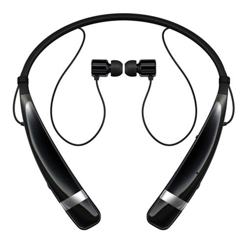 LG Tone Pro (HBS-760) Bluetooth Wireless Stereo Headset - Black